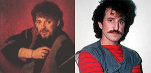 Joe Fagin and Matthew Wilder aim to take Limahl's title for 'Most Ridiculous Hairstyle Ever Featured on a Now! Album'
