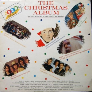NOW christmas 1985 cover
